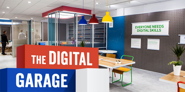Learn with FREE courses from Google Digital Garage