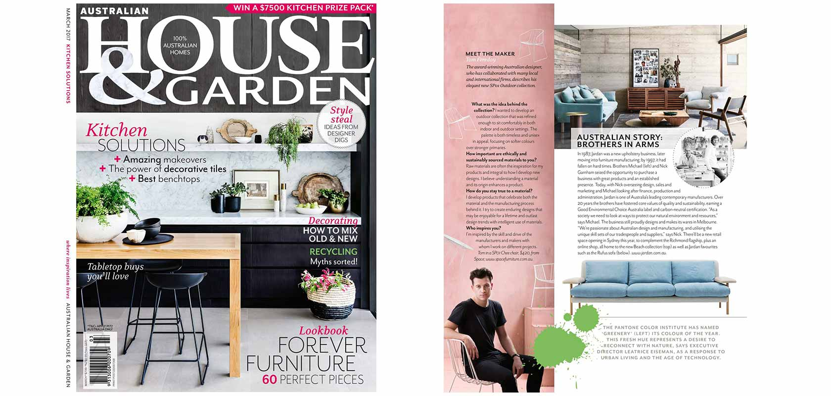 House and Garden (AU), March 2017