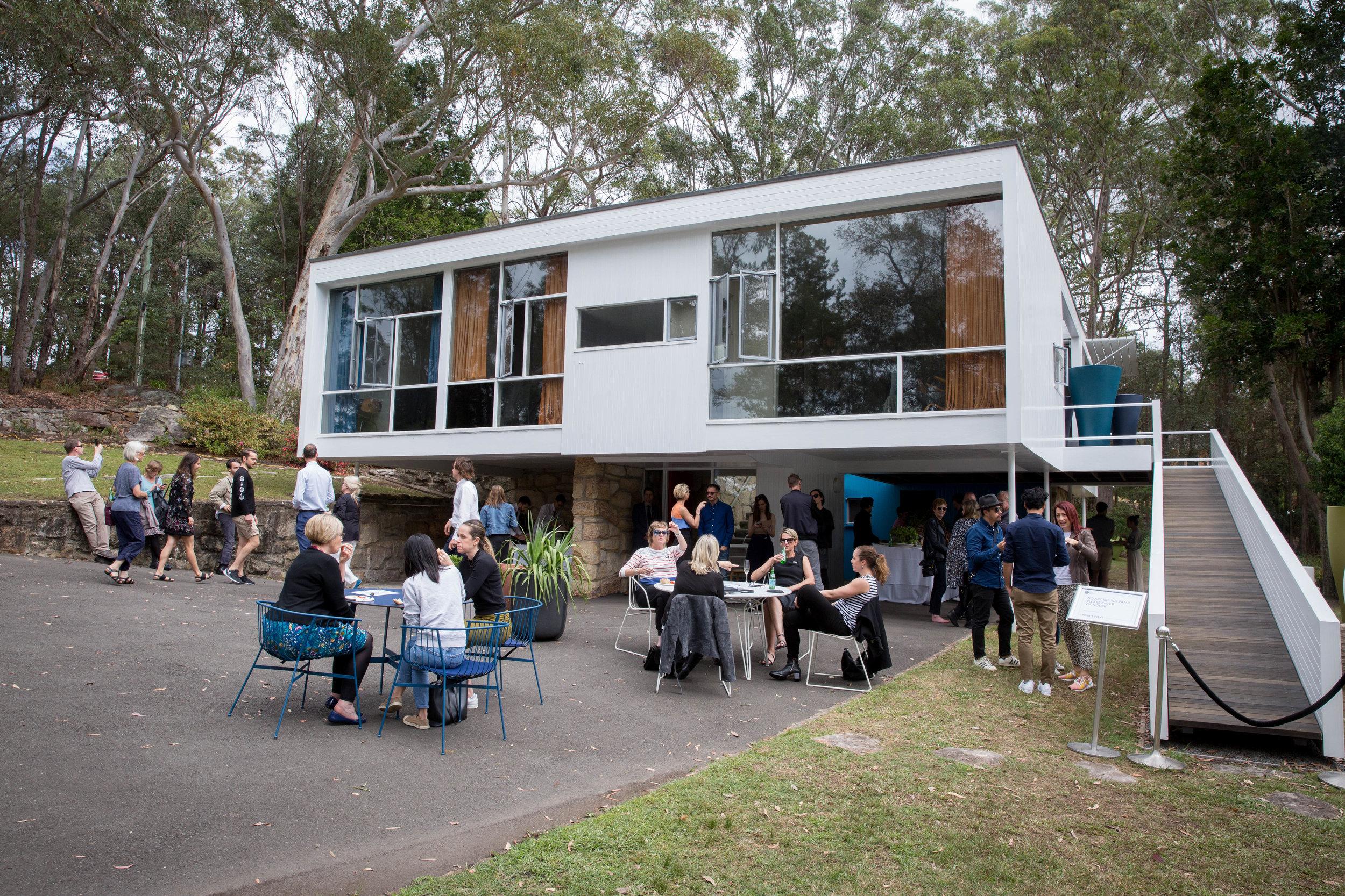 SP01 at Rose Seidler House, Sydney