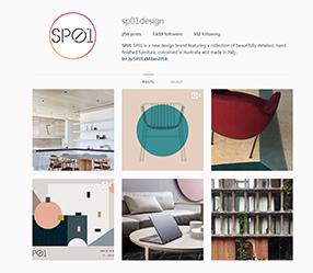 SP01 Instagram
