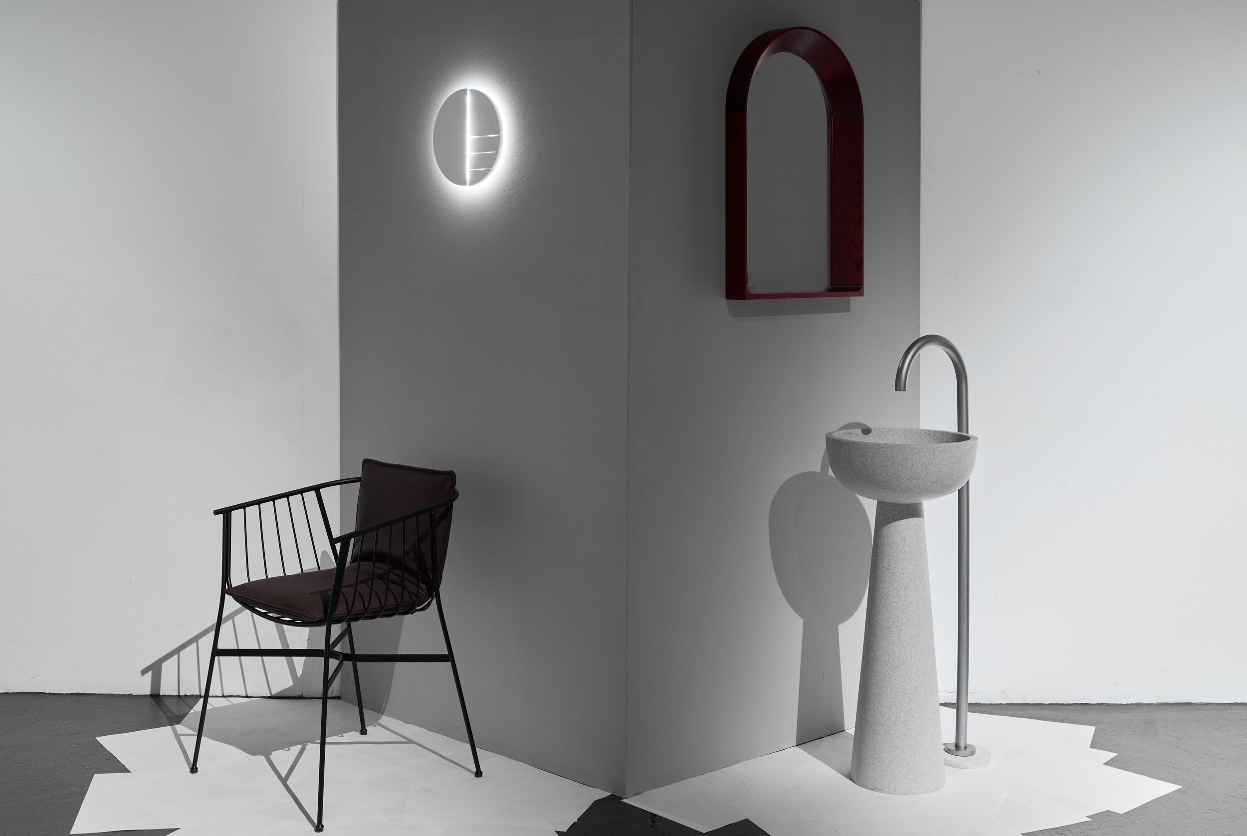Local Design's Local Milan AGM Exhibition in Melbourne