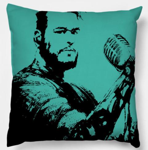 PJL Pop Art Throw Pillow