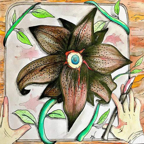 Illustration by:  Krys Hookuh