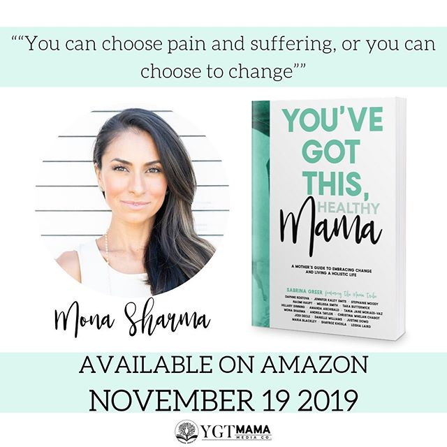 Excited to be a co-author alongside a group of incredible #mothers and Entrepreneurs who are creating impact by sharing their stories! Pre-order today! DM me for discount code. #Mamas, check out this community @ygtmama.  I'm deeply grateful to be in their community and support. • • • #monasharma #functionalnutrition #functionalmedicine #foodismedicine #functionalmovement #functionalpatterns #functionalstrength #functionalfood #youvegotthis #mindfulnessmeditation #mindfulmovement #nlp #mindfull #mindfulnesscoach #mindfulparenting #mindfulmoments #mindfulnesspractice #wellnessthatworks #wellnessadvocate #wellnesslifestyle #wellnesstips #wellnesslife #wellnessgoals #techniques #pratice #wwmd #whatwouldmonado