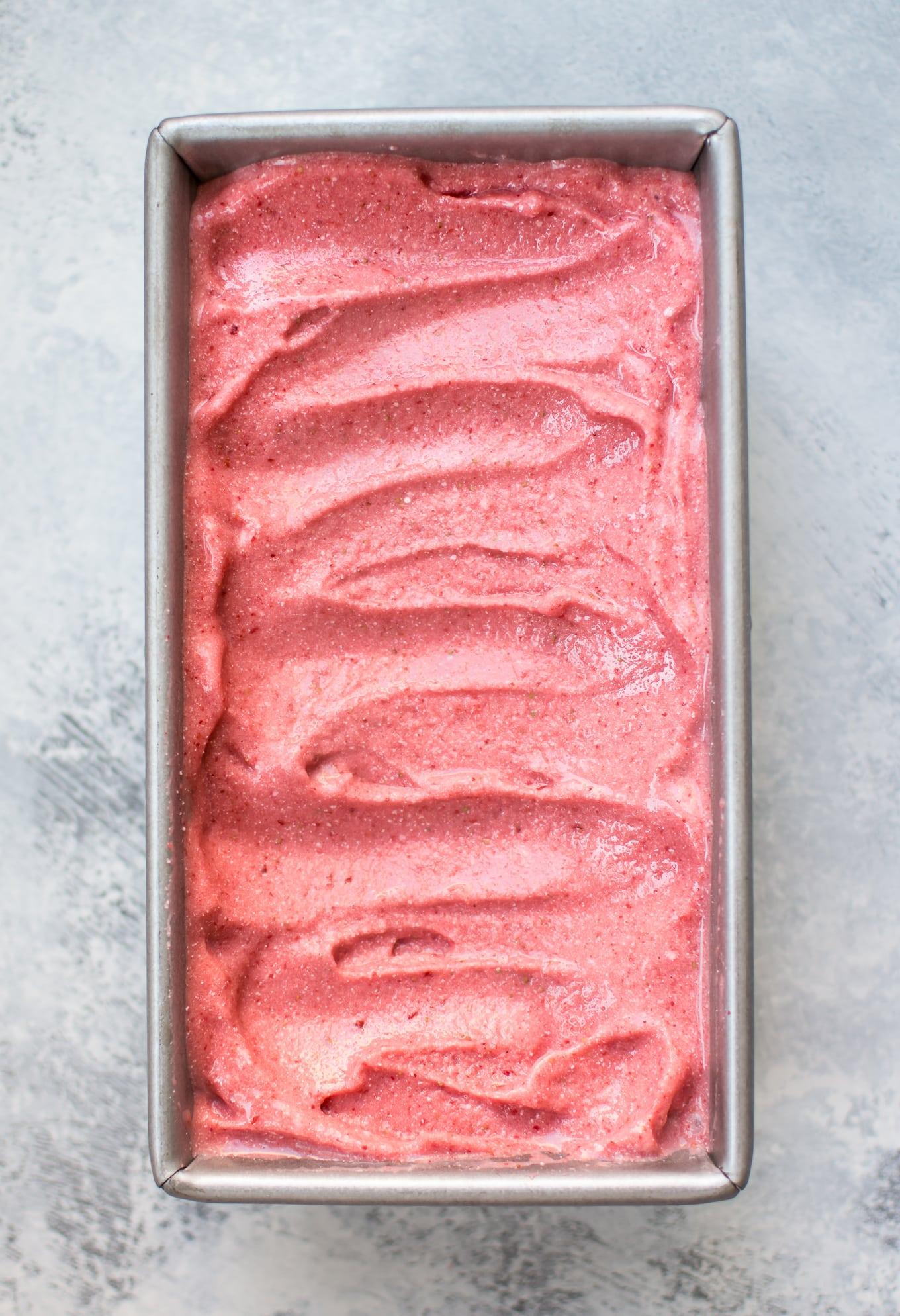 Healthy Vegan Ice Cream