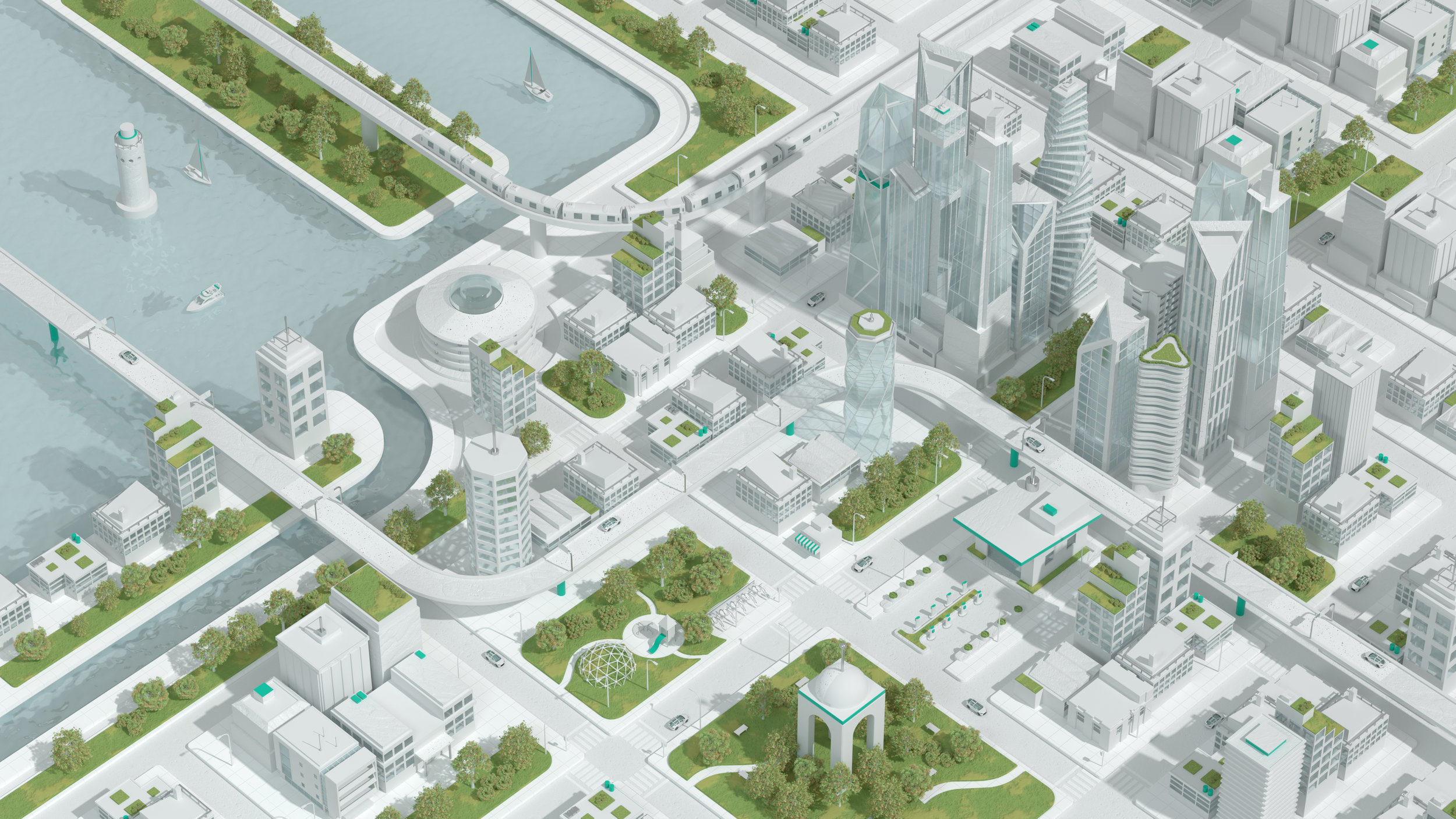SIEMENS - THE FUTURE OF TRANSPORTATION
