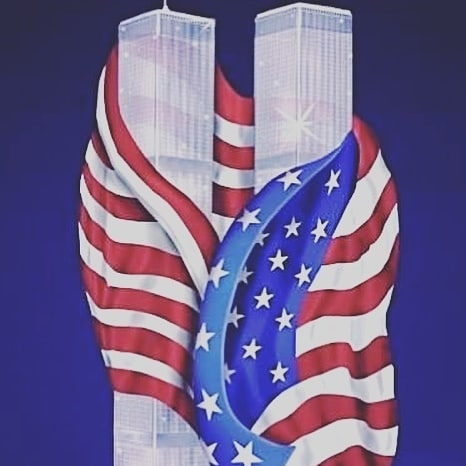 Remembering all those who lost their lives on and following 9/11. #neverforget
