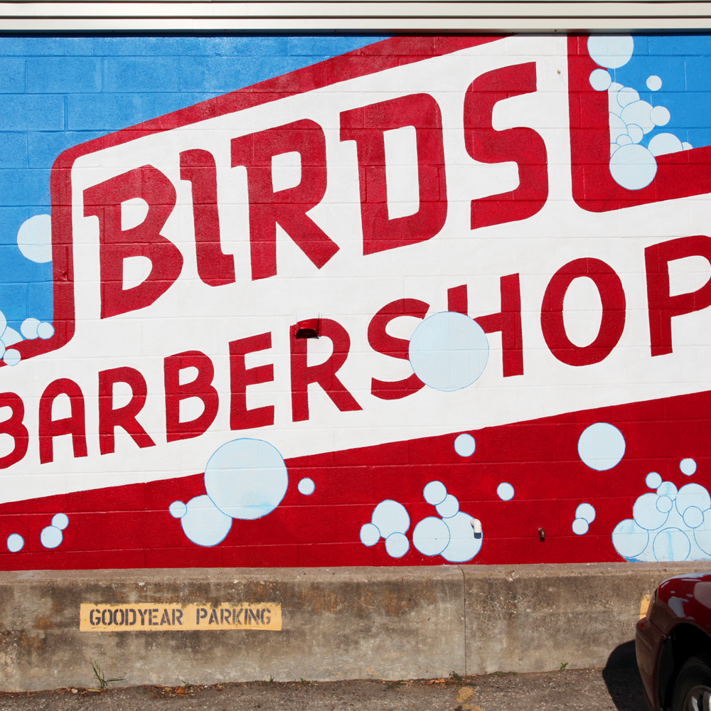 Birds Barbershop  Integrated Creative