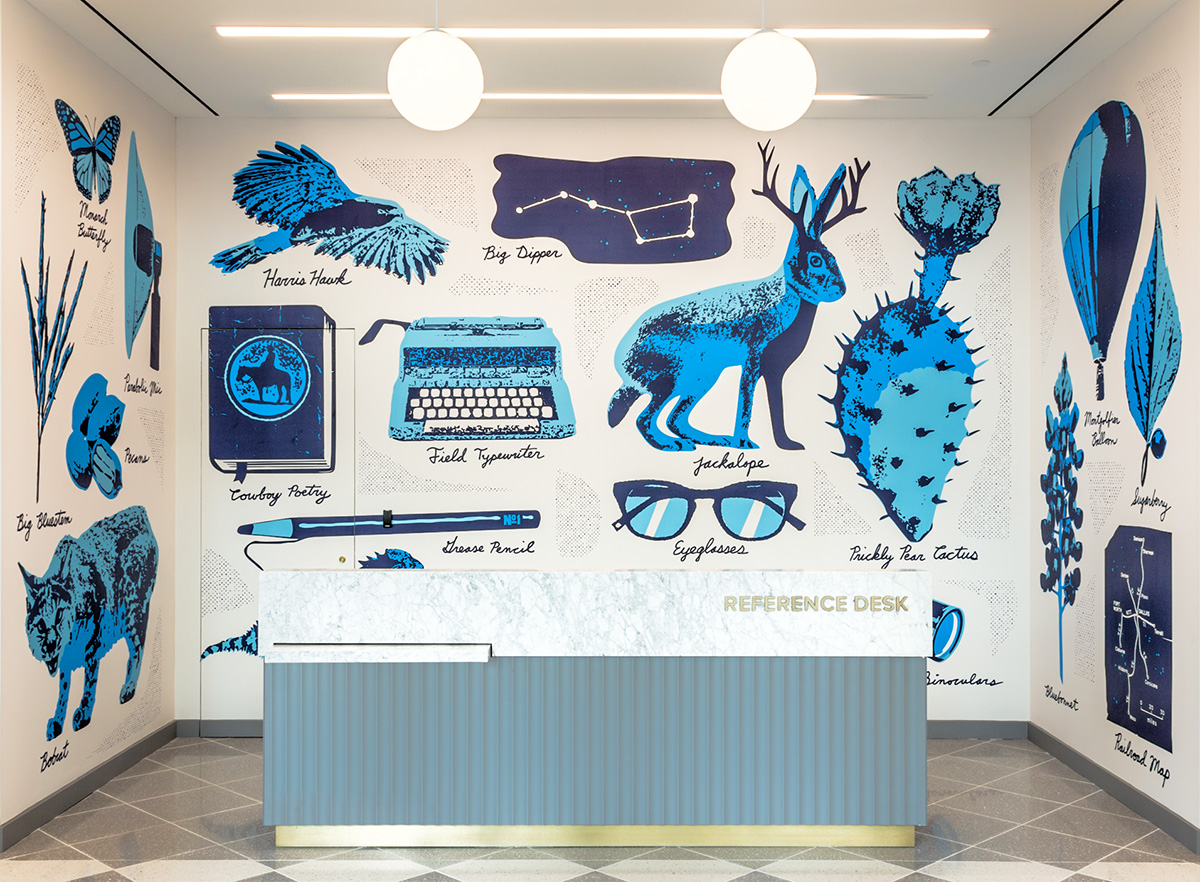 Warby Parker Legacy West  Branding