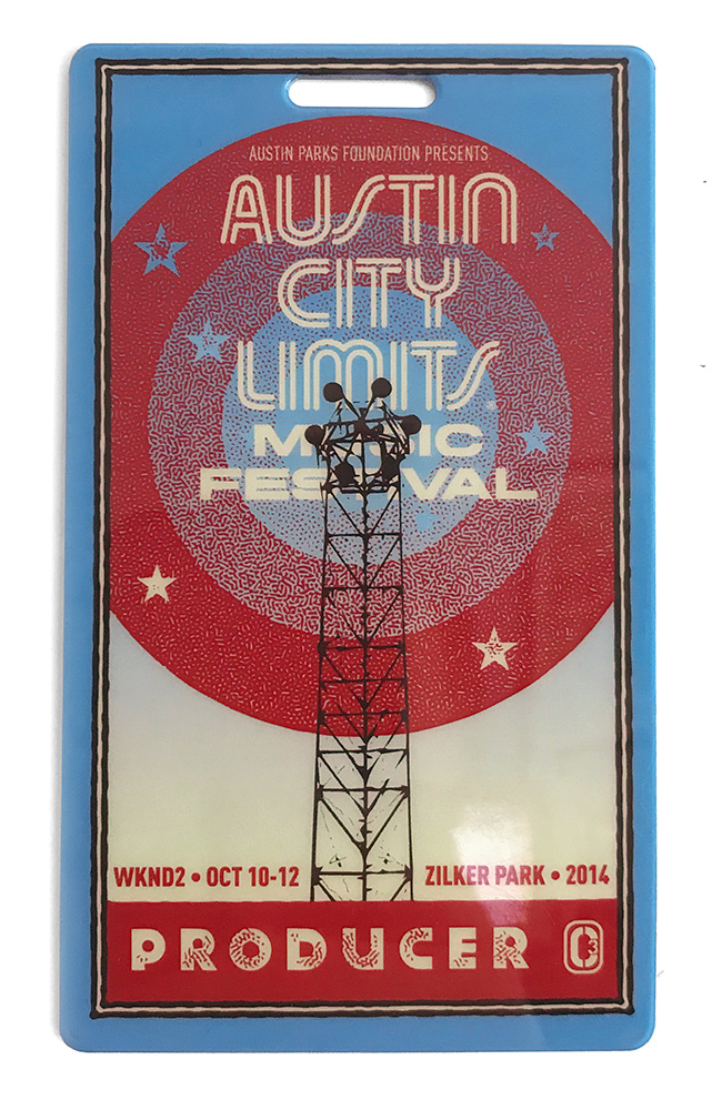 aCL FEST  Credential