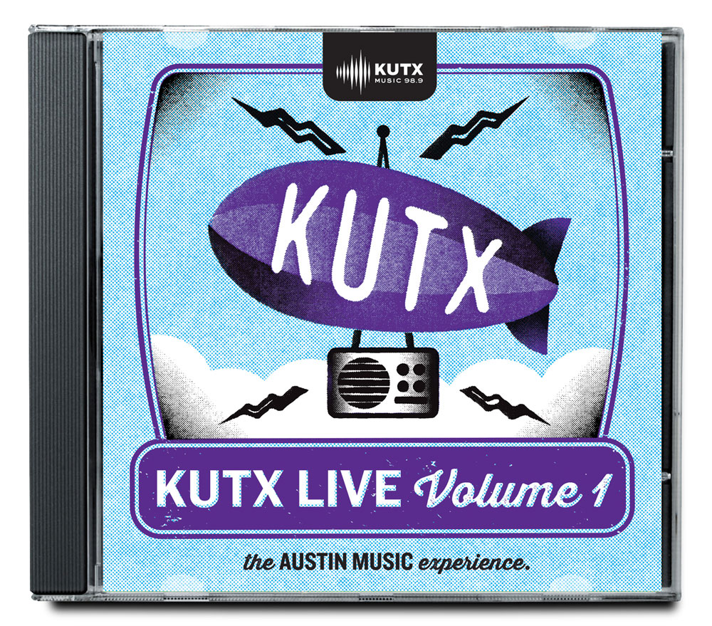 KUTX LIVE  Members ONLY CD
