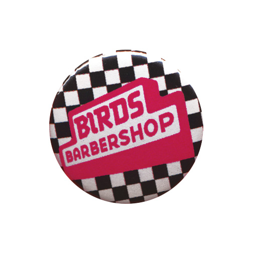BIRDS BARBERSHOP  PIN