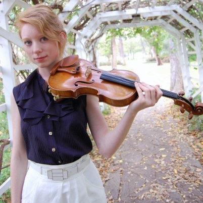 Caitlin Whitehouse- violin, piano