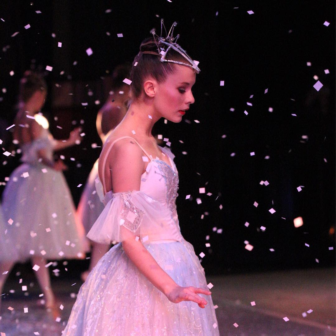 Callie Williamson - Ballerina and violinist based in Belton, SC. Entering her senior year and looking forward to pursuing arts studies in college.