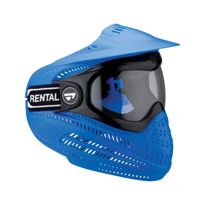 standard mask - When you are hunting for targets in the bush its important that the enemies are clearly marked. Our masks have dual pane anti fog lenses prevent fogging keeping you in the game and safe.