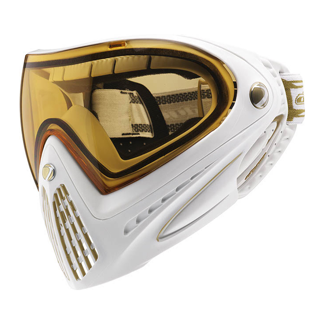 Dye I4 MASK - This is the same mask that the boss wears in tournaments.It's sleek design offers massive ventilation and the i4 lenses is the best lens on the market, it offers superb vision with no fogging at all.
