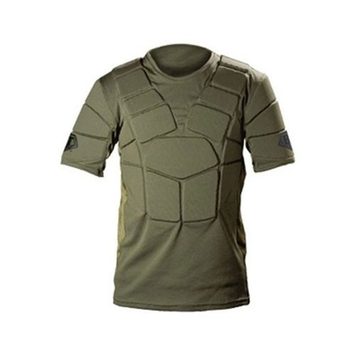 Chest protector - Covering your torso this is perfect for someone that's less comfortable playing, or someone with any bruising conditions.