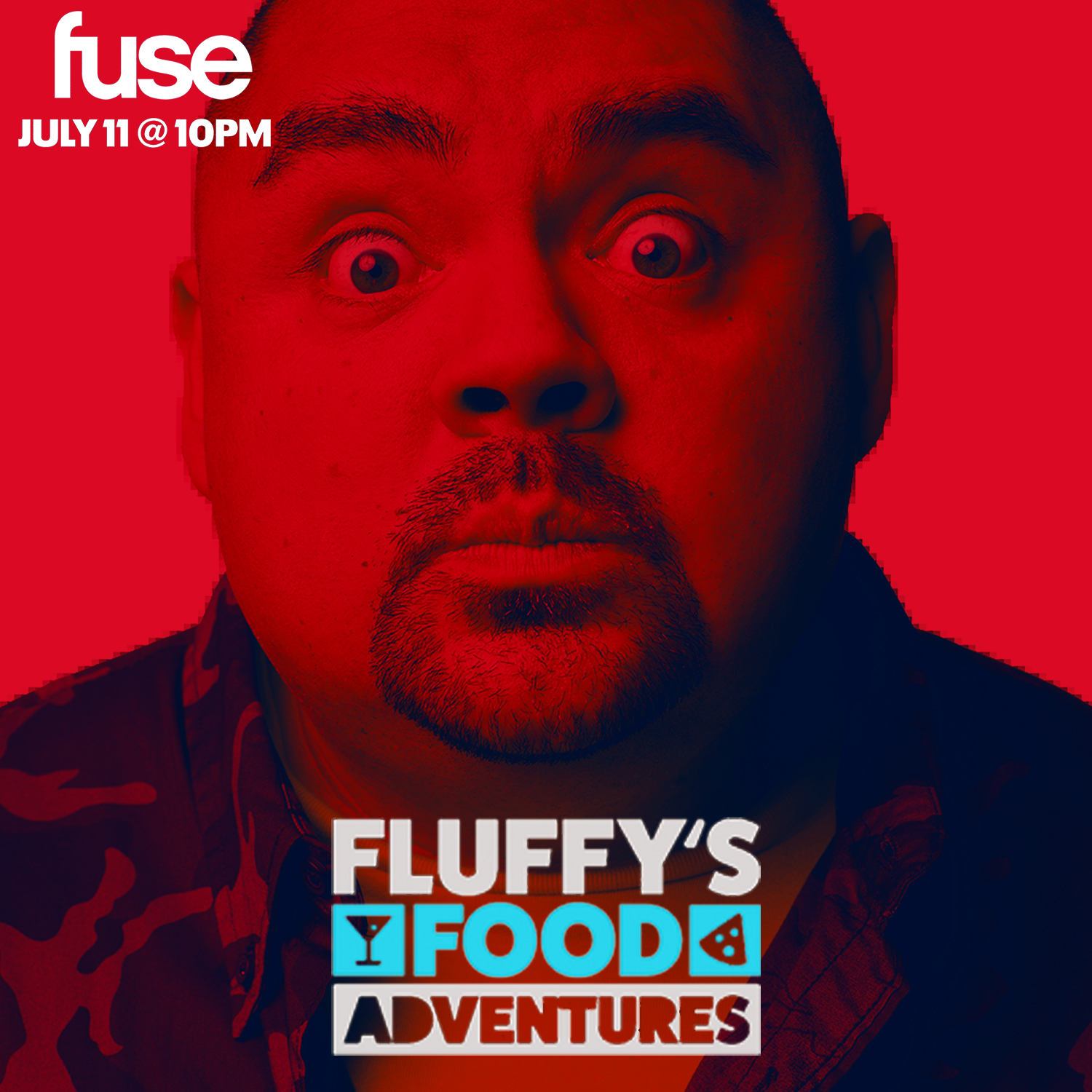 FUSE TV: FLUFFY'S FOOD ADVENTURES