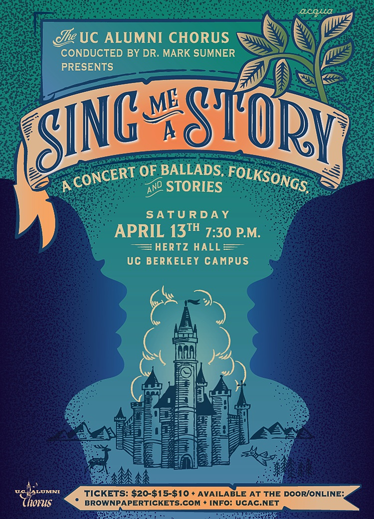 Sing Me A Story for UC Alumni Chorus.