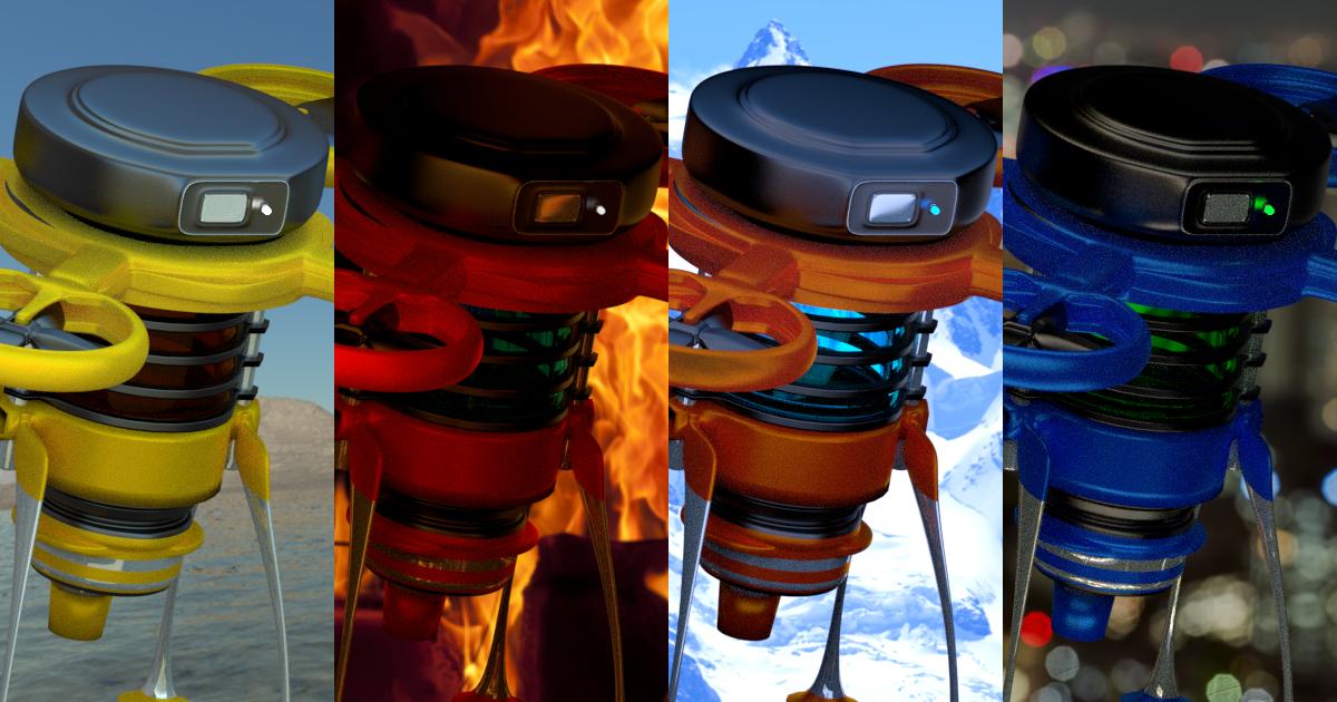 BEANO - Caffeine delivery system