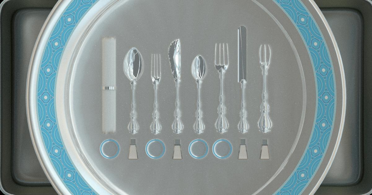 LE CUISINERE - Kitchen props