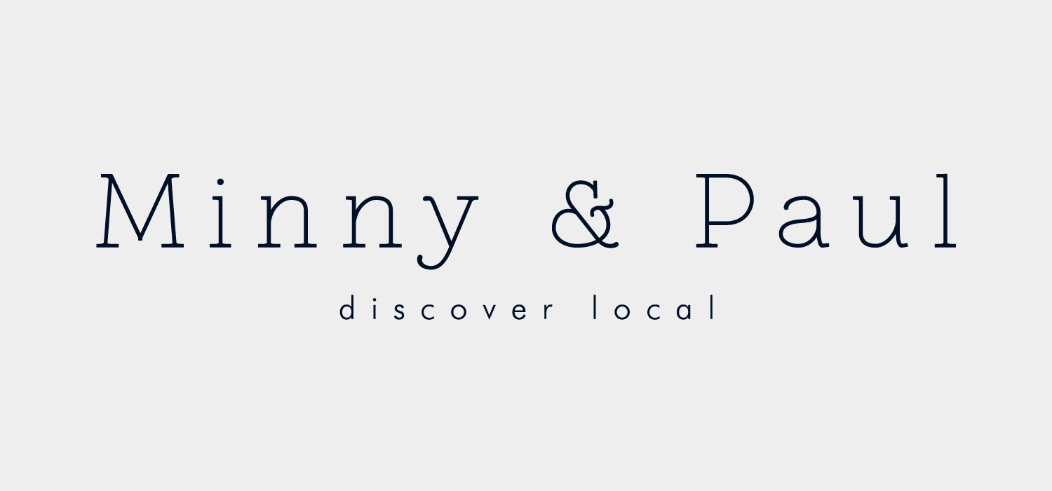 Minny & Paul - logo by Kayd Roy