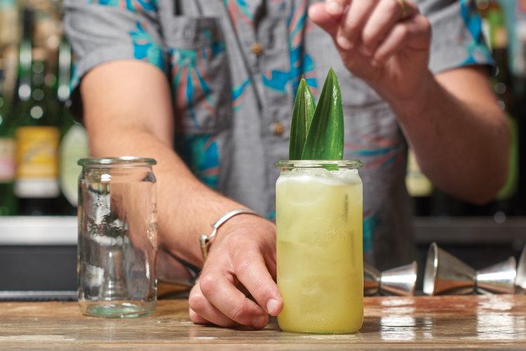 Cocktail Photoshoot - art direction Kayd Roy