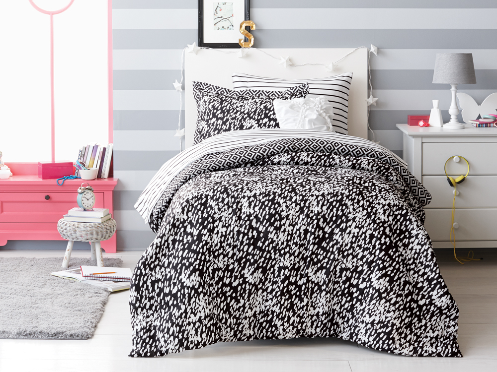 Target Xhilaration Bedding - art directed by Kayd Roy