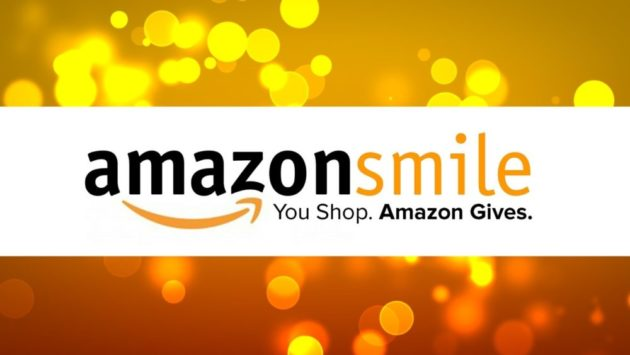 AMAZONSMILE - Remember us when you SHOP!