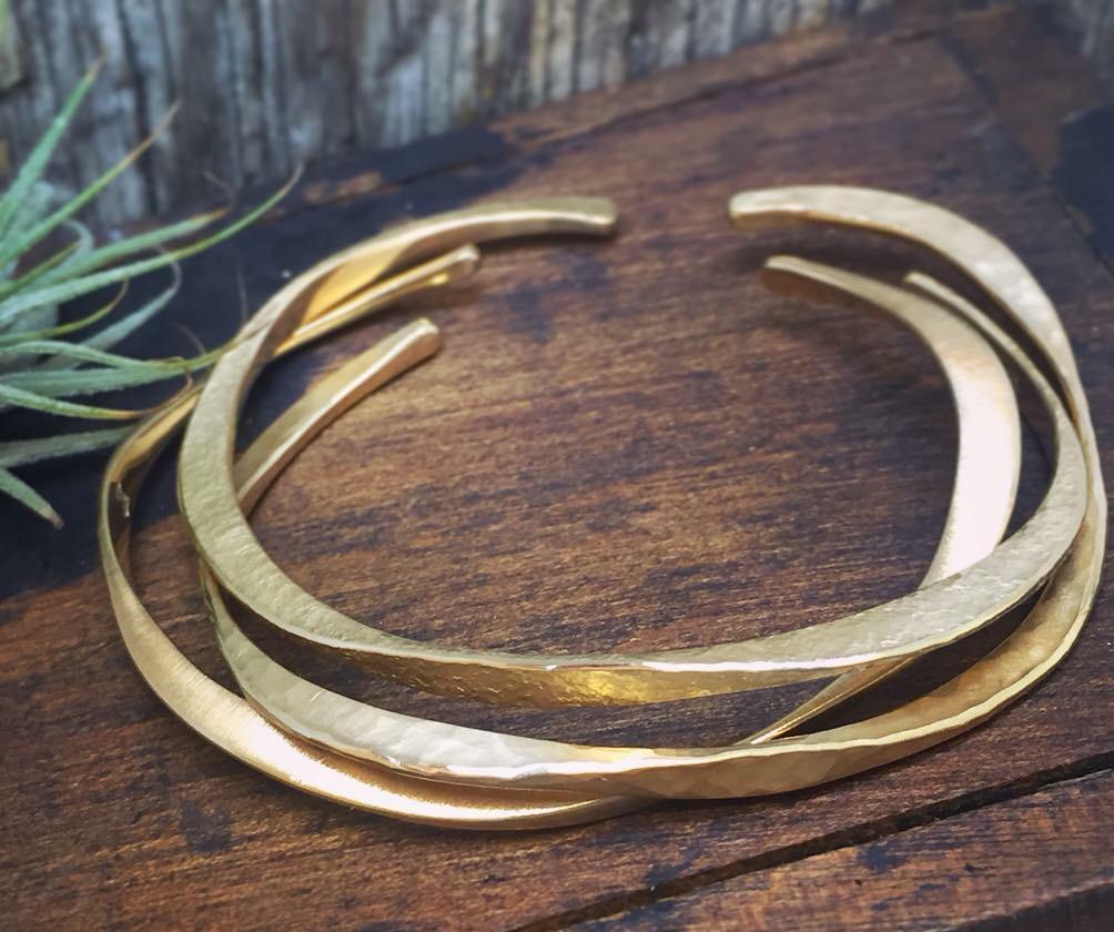 Cuffs of Gold