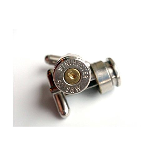 Get noticed in these uniquely cool cuff links. - $