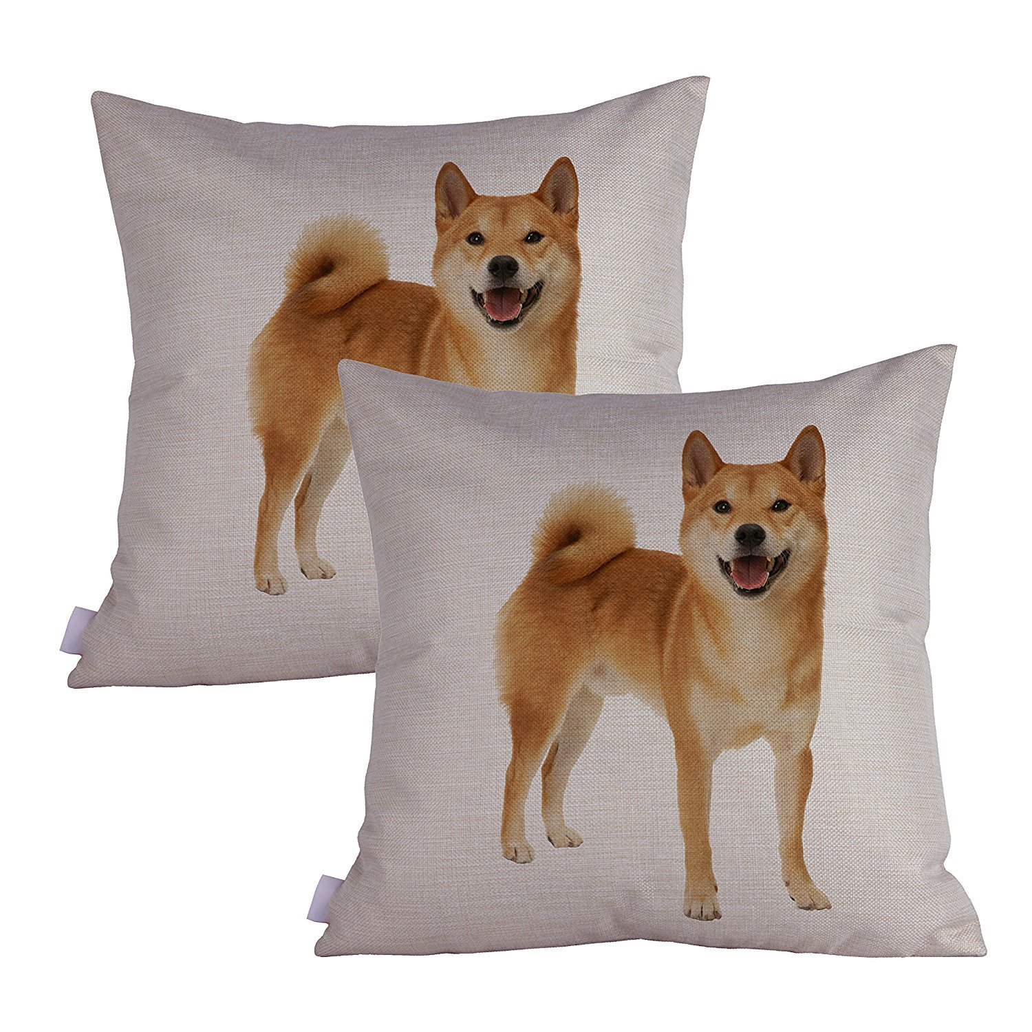 Show Fido some love by putting his face on a pillow. - $