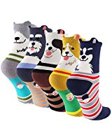 Dog socks are always a good idea! These novelty socks perfect for any occassion. - $