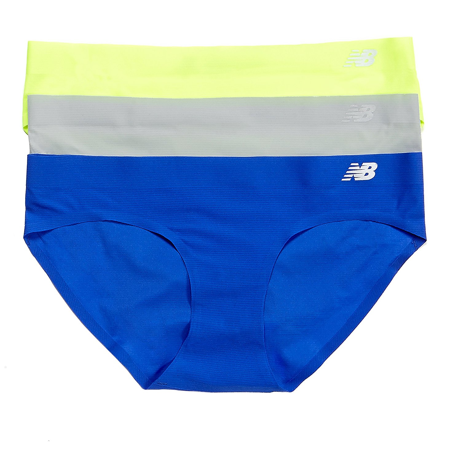 These ultra lightweight and breathable mesh underwear wick moisture rapidly and dry quickly - perfect for an on-the-go workout! - $