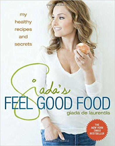 Giada reveals her secrets for staying fit and feeling great in this gorgeous book with healthy recipes, and personal lifestyle and beauty tips. - $