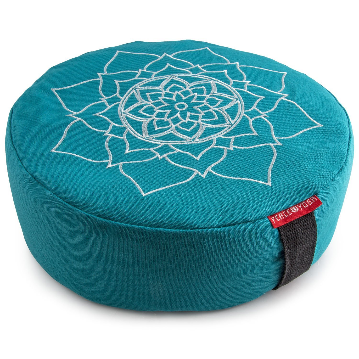 Get a boost up from hard floors, relieve stress on joints and properly support your spine with this meditation pillow. - $