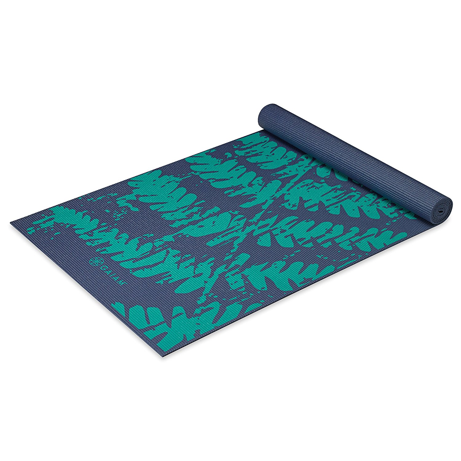 Perfect for home or studio use, these lightweight mats will provide the cushioning your body needs to enhance proper alignment and maintain poses. - $
