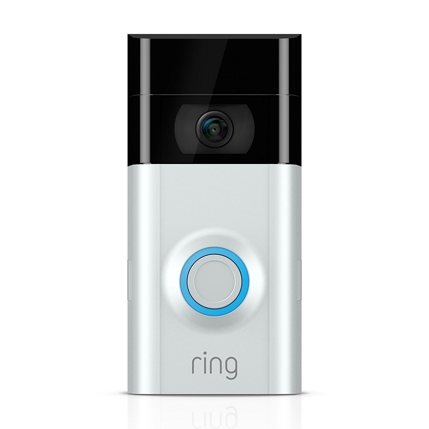 Watch over your home and get instant alerts when visitors press your doorbell or trigger built-in motion sensors. - $$