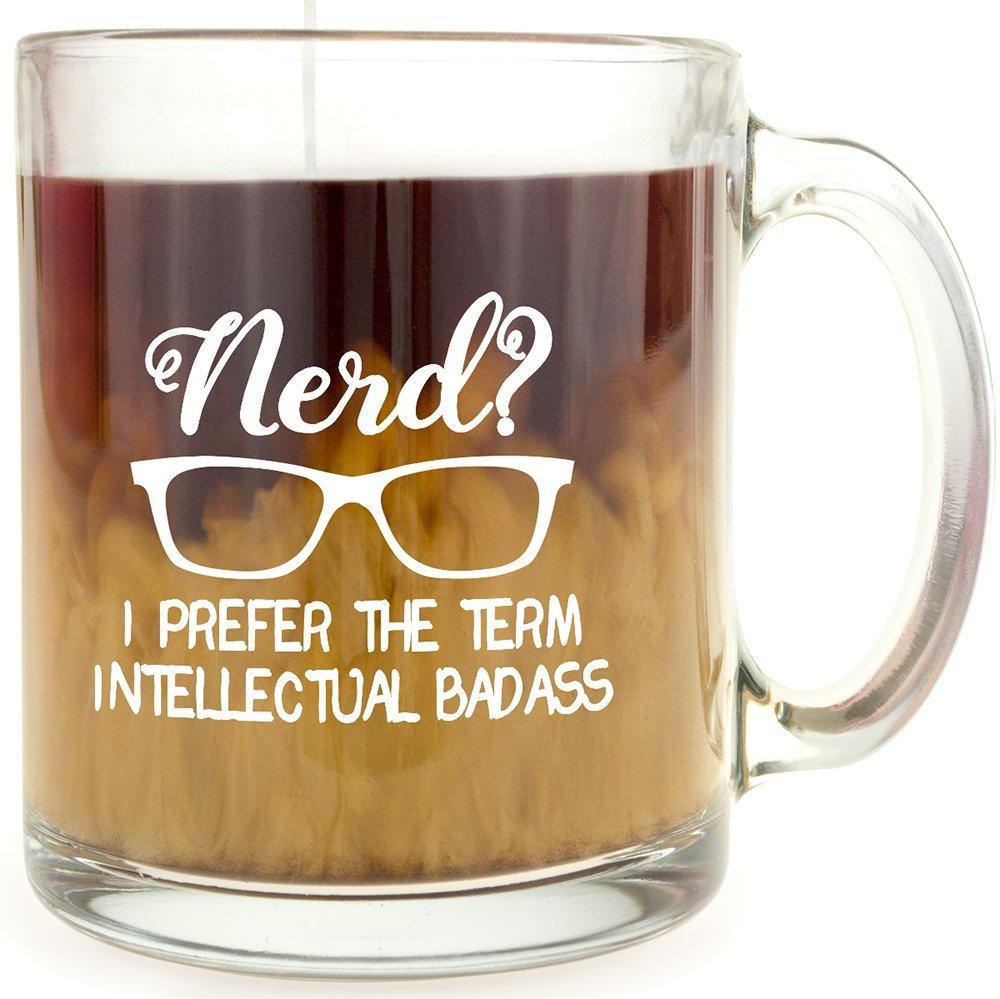 Talk nerdy to me. - $
