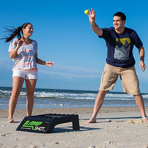 A highly interactive game that develops motor skills, hand-eye coordination, and good old fashion fun -- what more could you need? - $$