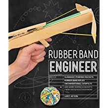 Discover unexpected ways to turn common materials into crafty contraptions that range from surprisingly simple to curiously complex. - $