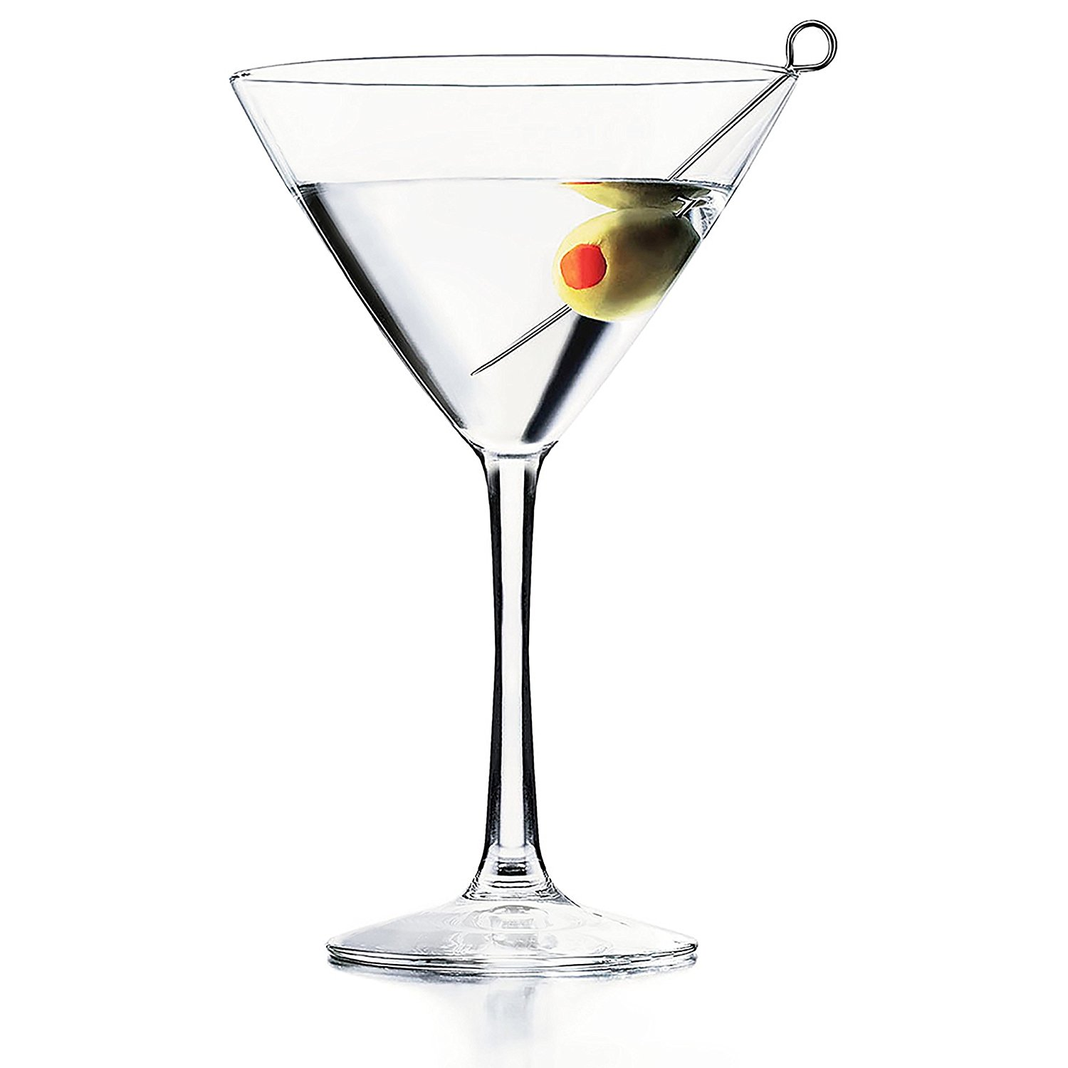A glass as timeless as 007's martini order. - $