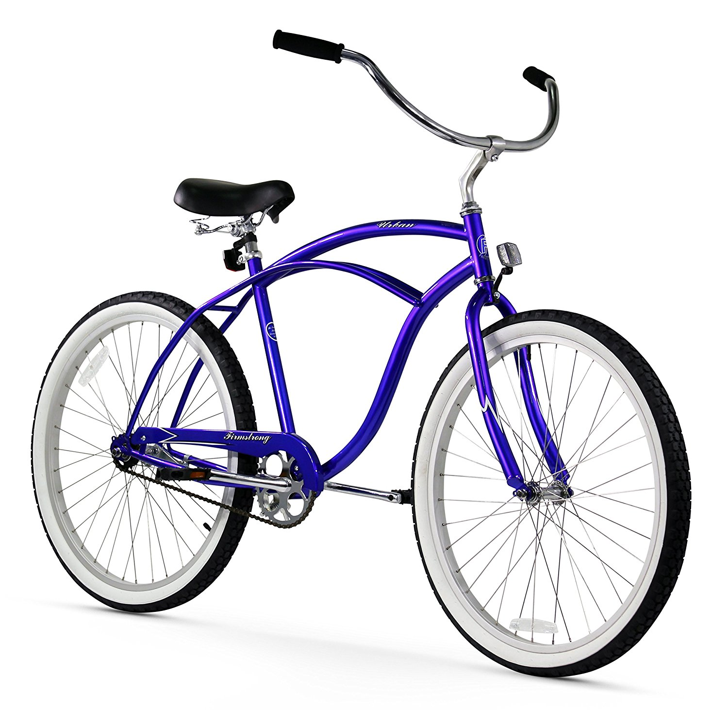 Enjoy a smooth, easy ride with the Urban cruiser bike. - $$