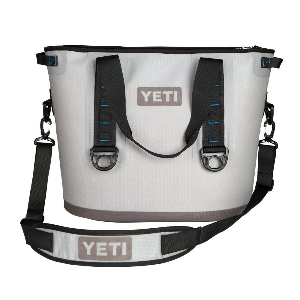 The portable cooler that's built for the long haul and can keep ice for days. - $$