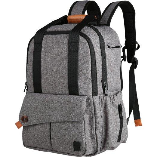 The superhero diaper backpack. - $$