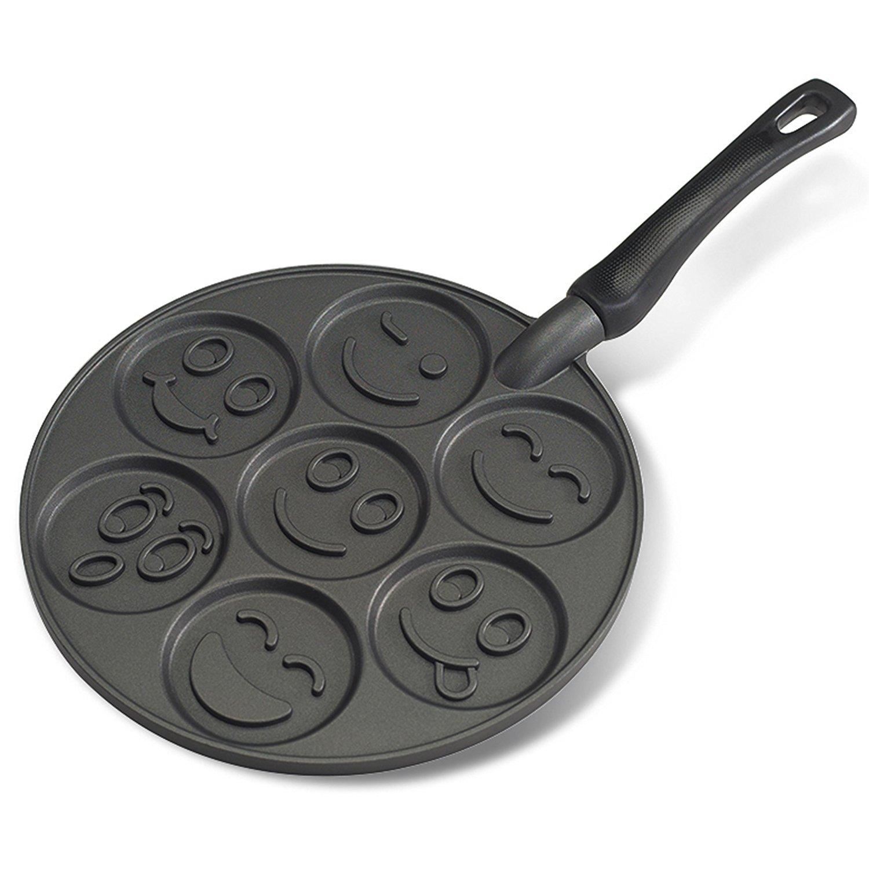 Because... emoji pancakes...
