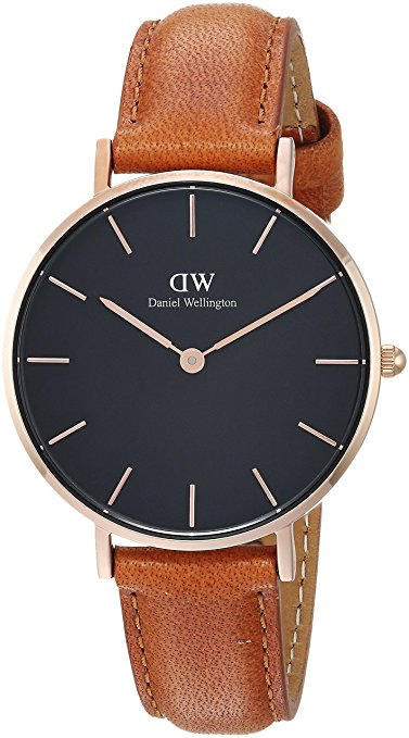 This vintage-inspired Daniel Wellington watch is sure to draw attention your way. - $$