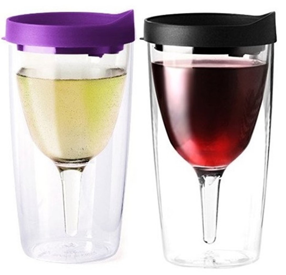Have vino, will travel. - $