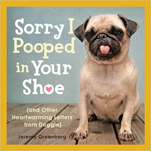 Hilarious insights into dog -- and human -- nature for every dog lover on your list. - $