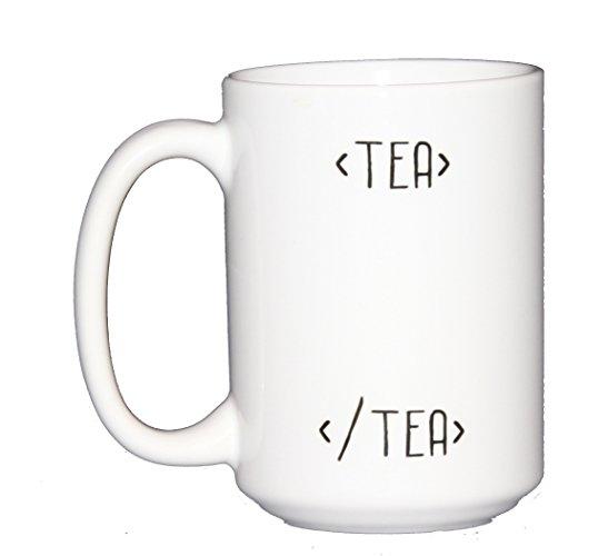 For the HTML-loving tea drinker... - $